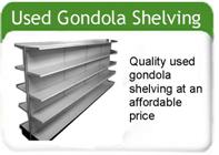Used Gondola Shelving